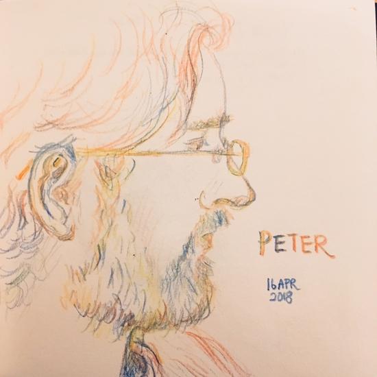 Peter in magic pencil; Koh i noor magic pencil